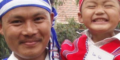 cropped burmese father and son (2)